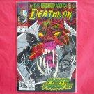 Deathlok The Biohazard Agenda # 13  Marvel Comics 1992