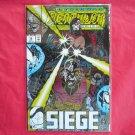 Cyberwar Deathlok Siege No 19  Marvel Comics 1992