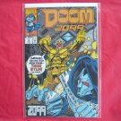Doom 2099 Grovel before your new king  # 4  Marvel Comics 1993