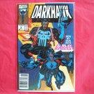 Darkhawk The Punisher  # 9 1991