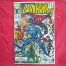 Darkhawk Spider-man  # 19 1992