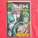 William Shatners TekWorld 7 Marvel Comics 1993