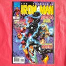 The Invincible Iron Man 12 Marvel Comics 1998