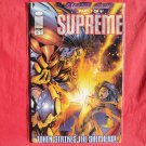 Image Comics Supreme When Strikes the Shephero 35 1996