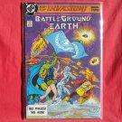 DC Comics Invasion Battleground earth book 2