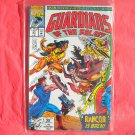 Marvel Comics Guardians of the Galaxy Rancor is back # 21 1991