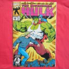 Marvel Comics Incredible Hulk Marlo lovers # 406 1993