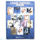 Chart Toppers Tenor Sax Sheet Music Hal Leonard