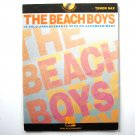 The Beach Boys Play Along CD Tenor Saxophone Sheet Music Hal Leonard