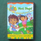 Nick Jr. Dora the Explorer Meet Diego DVD