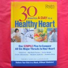30 minutes a day to a healthy heart hardcover