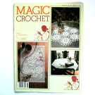 Magic Crochet No 6 Vintage Magazine