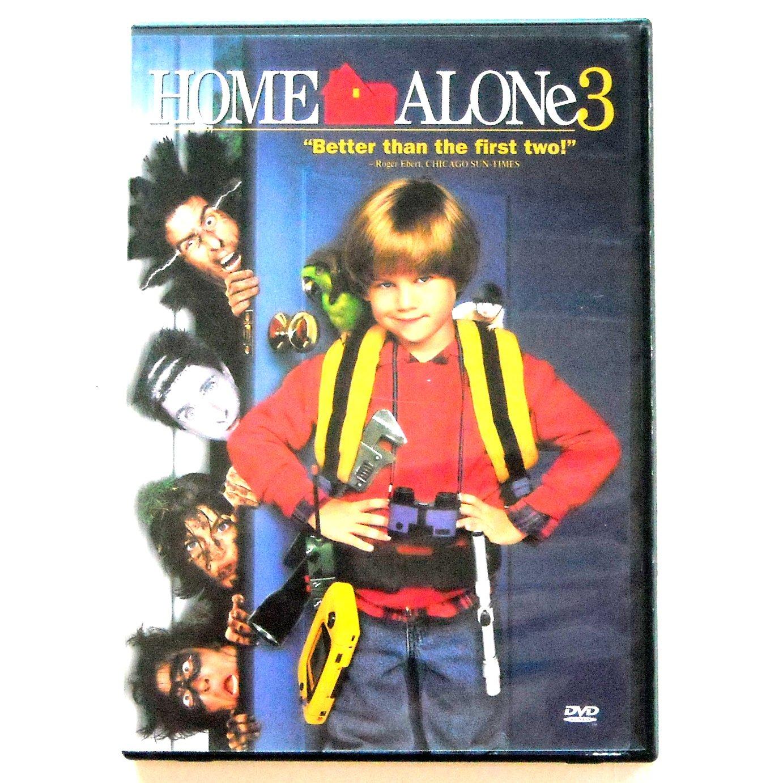 Home alone 3 DVD UPC 086162090653
