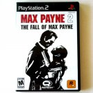 Max Payne 2 PlayStation 2 PS2 game