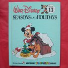 Walt Disney Fun to learn Seasons and Holidays Volume 13
