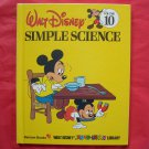 Walt Disney Fun to learn Simple Science Volume 10