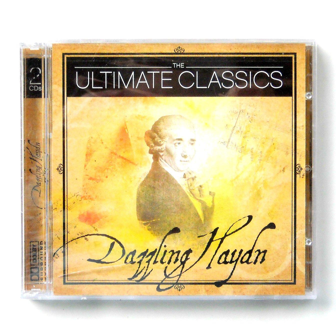 The Ultimate Classics Dazzling Haydn 2 CD Set
