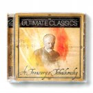 The Ultimate Classics A Treasury Of Tchaikovsky 2 CD Set