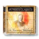 The Ultimate Classics A Treasury Of Tchaikovsky 2 CD Set