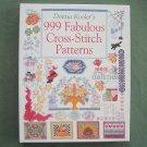 Donna Koolers 999 fabulous cross stitch patterns