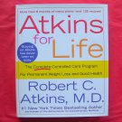 Atkins for life hardcover