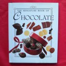 Chocolate hardcover