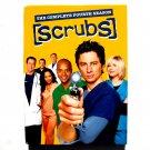 Scrubs Season 4 2006 3 DVD Set