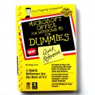 Microsoft Office Windows 95 For Dummies 1996
