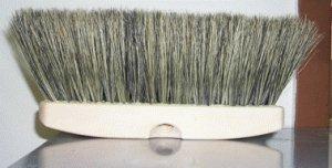 Hogs Hair Car Wash Brush-Softest brush on the market. Genuine hogs hair. #1328-IP