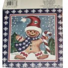 Christmas Gingerbread Man Hot Pads Trivets Range Kleen