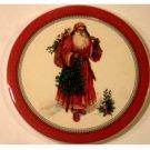 Hallmark Santa Christmas Trivet