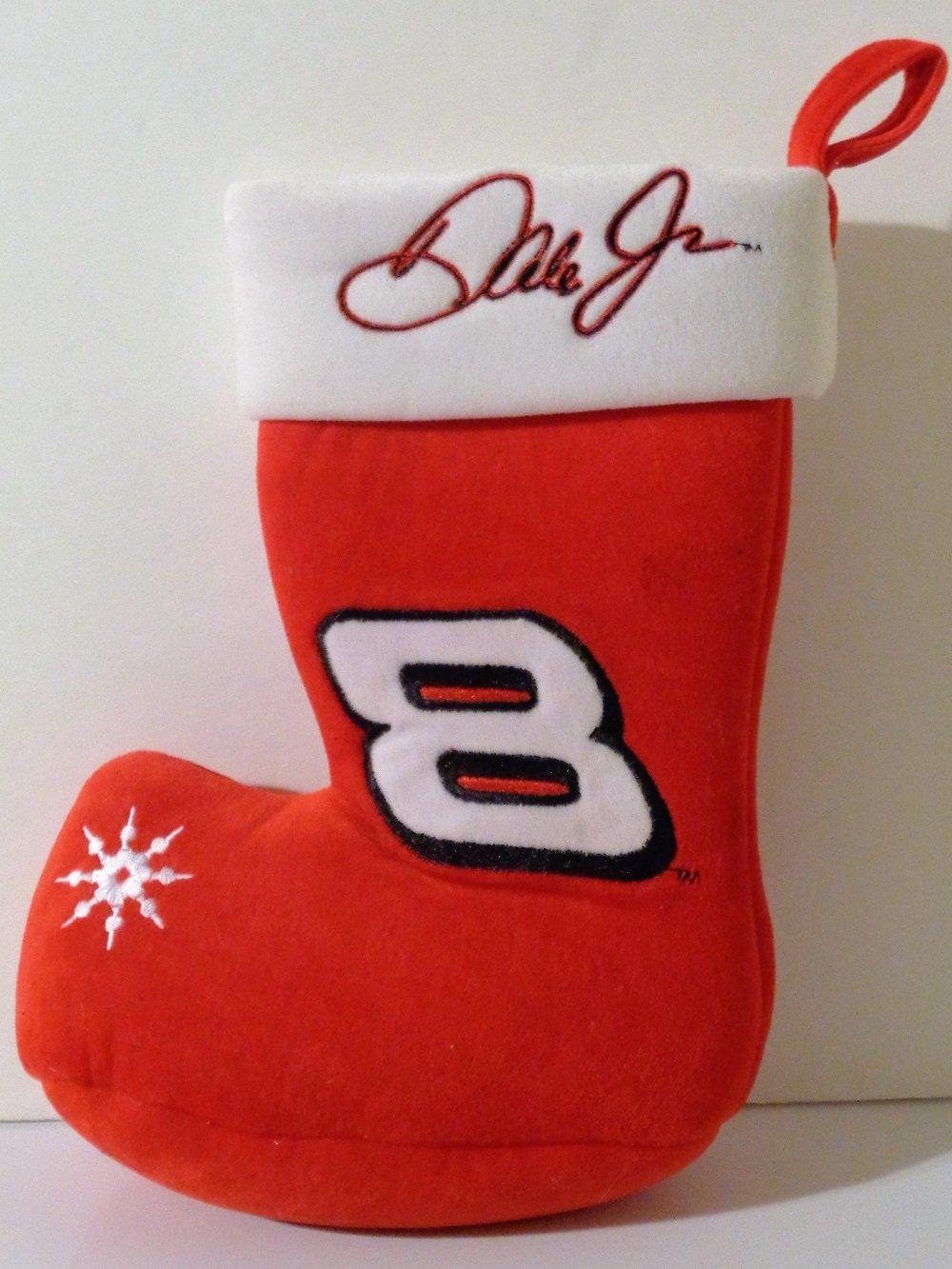 Dale Earnhardt Jr. Nascar Christmas Stocking