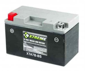 BATTERY  Xtreme AGM Permaseal XTAX7B-BS