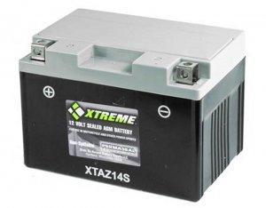 BATTERY  Xtreme AGM Permaseal XTAZ14S