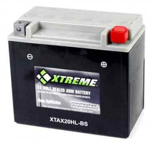 BATTERY  Xtreme AGM Permaseal XTAX20HL-BS