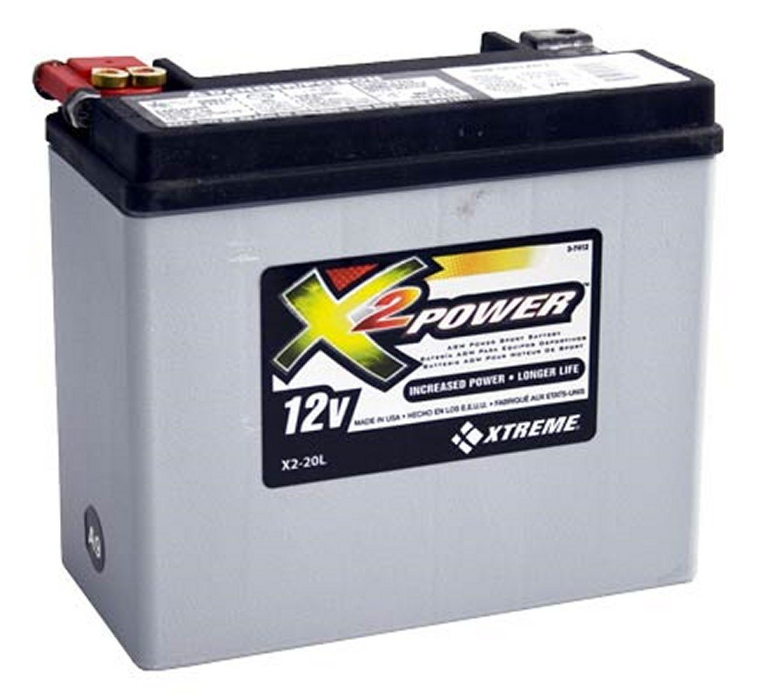 Battery Xtreme X2 Agm Duracell on 12v automotive accessories