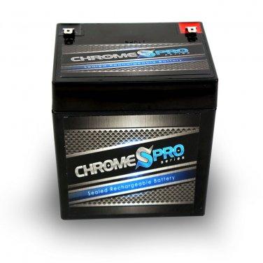 SLA12-4.5AH Battery 4.5AH Sealed Lead Acid  FREE SHIPPING - $24