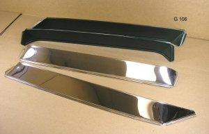 1977 Pontiac Chevrolet Oldsmobile vent shades