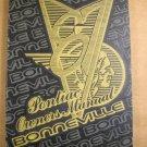 1987 Pontiac Bonneville Owners Manual