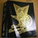 1987 Pontiac 6000 Service Manual
