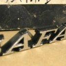 1971 1972 Pontiac Safari emblem NOS P# 483919
