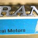 1971 Pontiac Grandville Grand emblem NOS P# 9882855