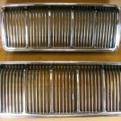 1973 Pontiac Luxury Lemans NOS grille pair P# 478708 09