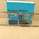 1974 Grand Lemans Safari parking lamp bezel NOS pair