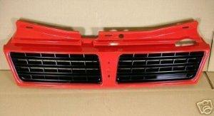 1988 1991 Pontiac Lemans NOS grille red P# 90263692
