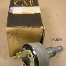 1963 Pontiac Tempest Lemans NOS wiper control switch