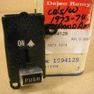73 74 Pontiac Grand AM Grand Prix NOS wiper switch