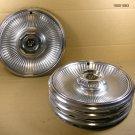 1978 79 Pontiac Grand Prix NOS hubcap set of 4