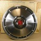 1980 81 Pontiac Fullsize Deluxe NOS hubcap