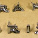 1964 Pontiac Grand Prix Deck Letters new